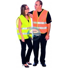 High Visibility Waistcoat / Yellow