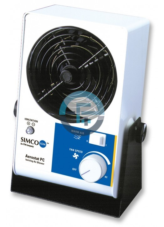 Simco-Ion Aerostat® PC with heater Benchtop Blower