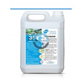 Surface disinfection cleaner