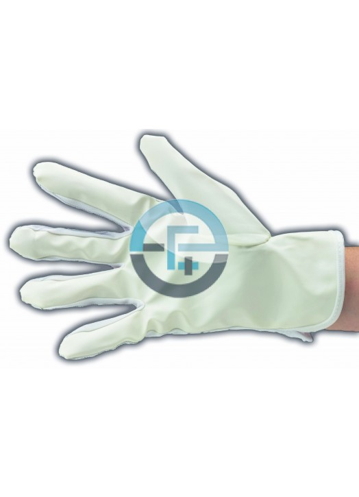 ESD Clean Room Gloves palm PU coated