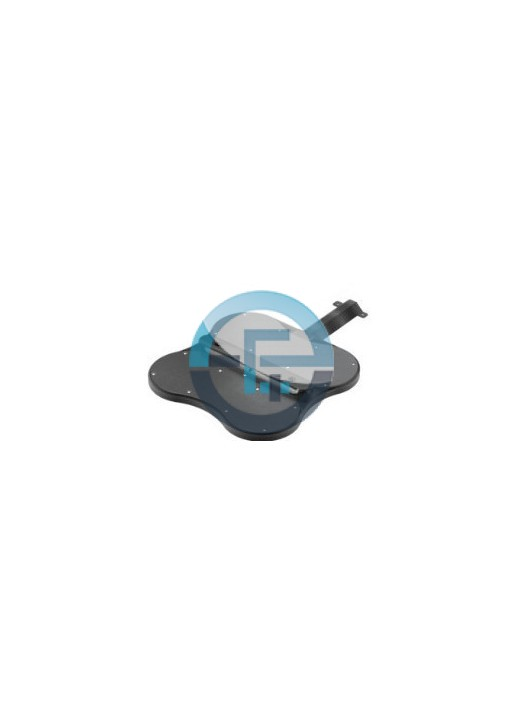 Shoes plate for access control tester to EPA
