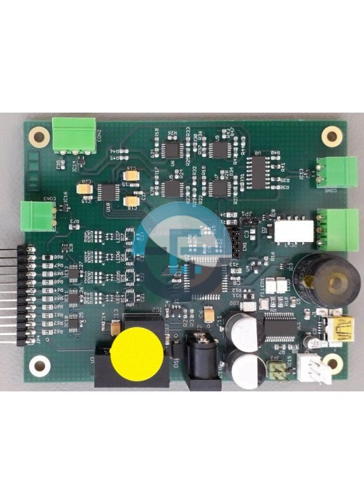 Measuring board for control access tester to EPA
