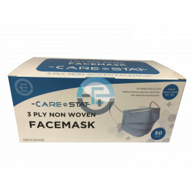 Medical 3-ply Type IIR facemask Care-Stat®