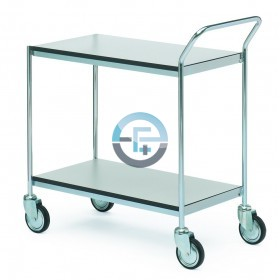 ESD safe trolley with one handle