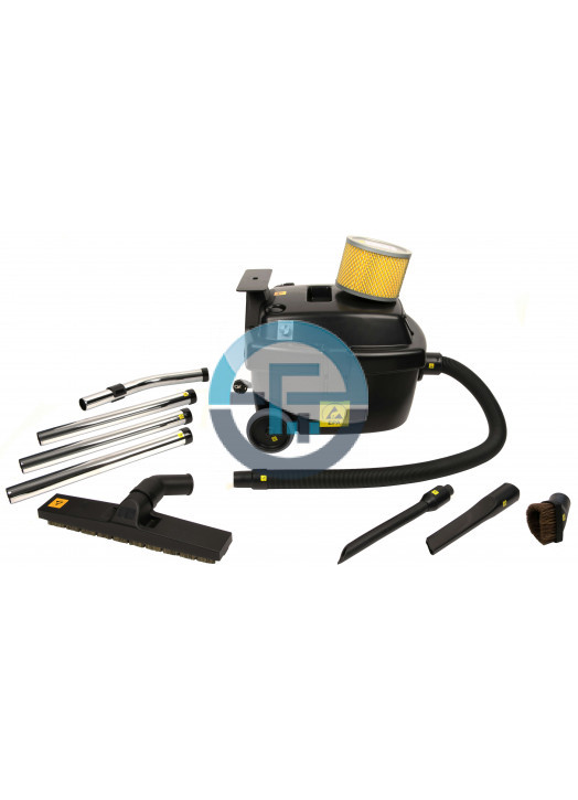 Industrial ESD Vacuum cleaner - electronic version