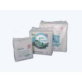 Lingettes salle blanche - cellulose & polyester